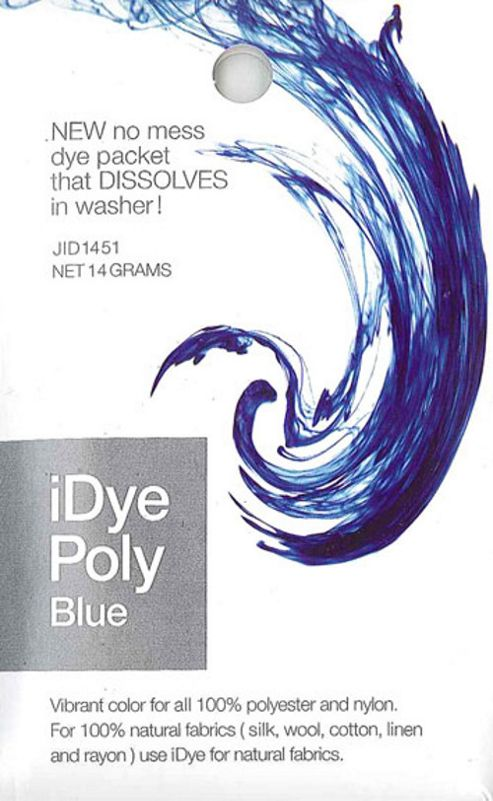 iDye - Poly Blue