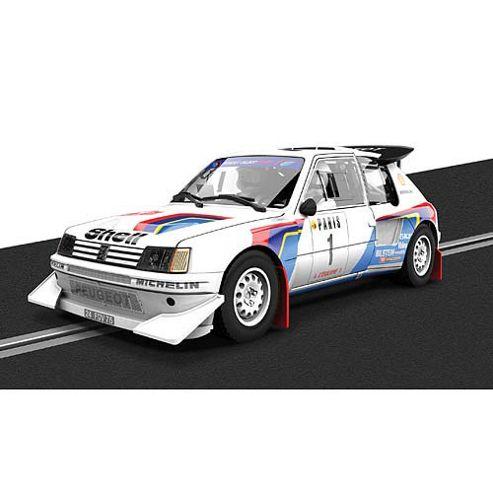 Scalextric Slot Car C3591a Peugeot 205 T16 Classic Collection Ltd Ed