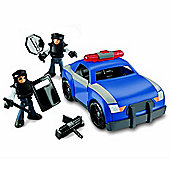 Fisher Price Imaginext City Police Car