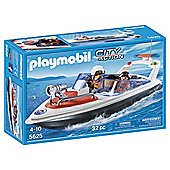 Playmobil 5625 City Action Rescue Boat