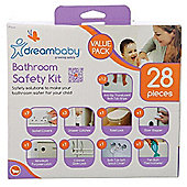 Dreambaby Bathroom Safety Essentials Kit 28 Pieces UK Version