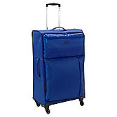 Revelation by Antler Weightless 4-Wheel Suitcase, Blue Large