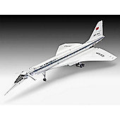 Revell Tupolev Tu144 1:144 Aircraft Model Aeroplane Kit - 04871