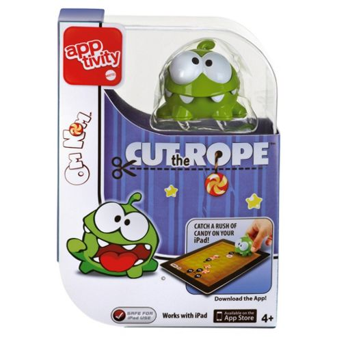Apptivity Cut The Rope, App Toy