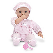 Melissa & Doug Mine to Love Jenna Baby Doll