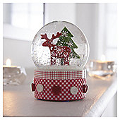 Scandi Reindeer Dome Medium
