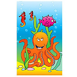 Sealife Mini Notebook
