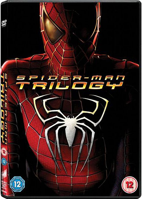 Spider-Man Trilogy  (DVD Boxset)