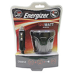 Energizer 120W Cup Holder Inverter