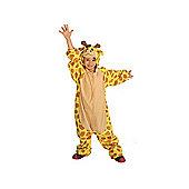 J-Animals Junior Giraffe Onesie (Age 4-7)