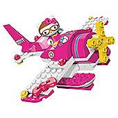 Mega Bloks Hello Kitty Airplane