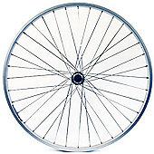 Wilkinson 700C Rear Alloy Hybrid Q/R Wheel in Silver