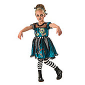 Frankie Girl - Child Costume 9-10 years
