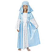 F&F Mary Nativity Costume - Blue