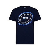 20 Unions Event Graphic T-Shirt - Blue