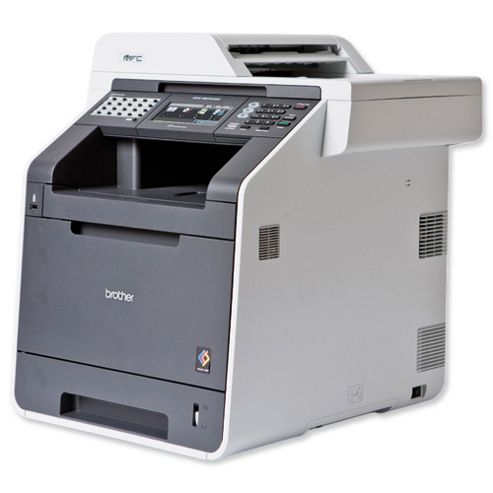 Brother MFC9970CDW Laser Printer All-in-One Network Ready Colour Duplex