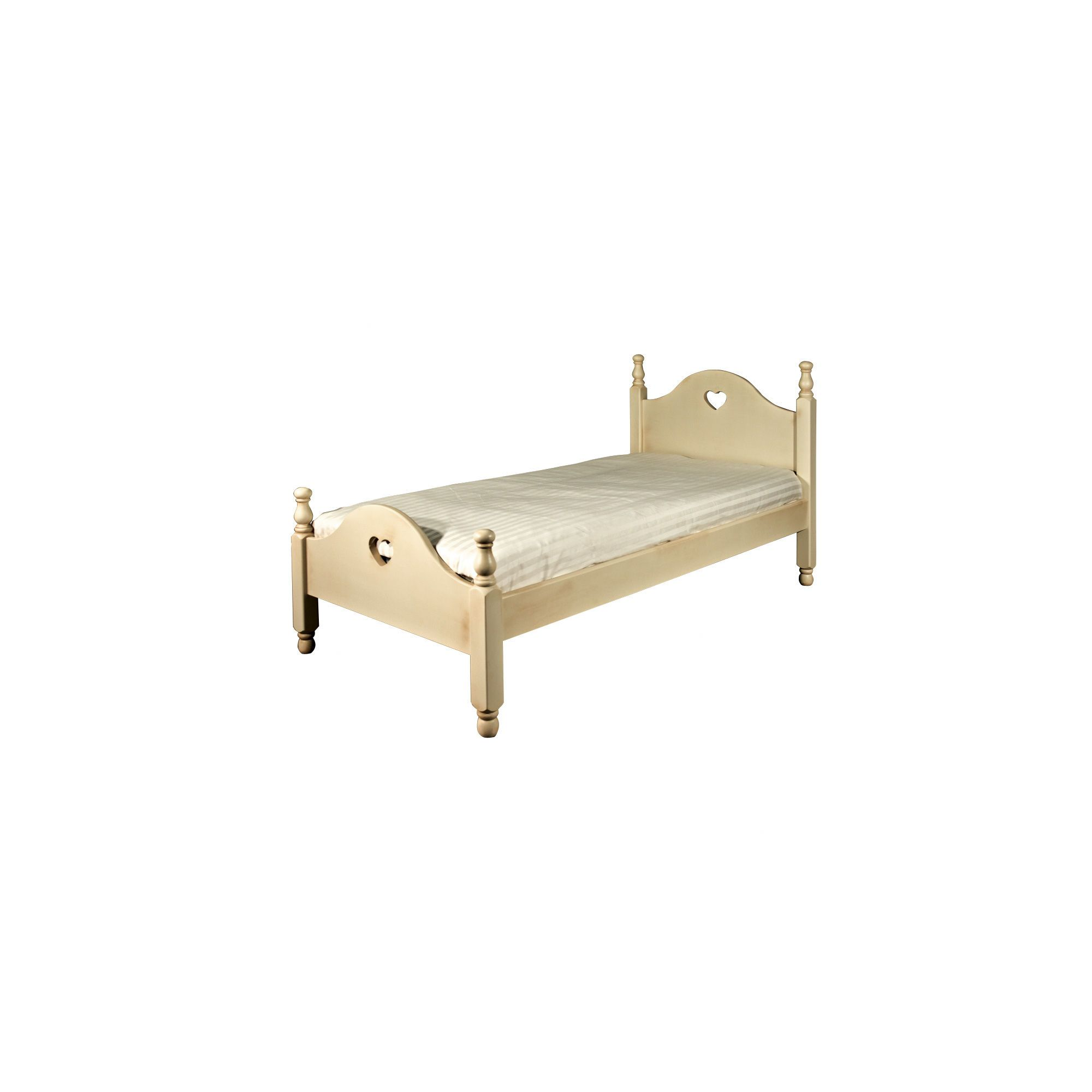Alterton Furniture Danielle Single Bed Frame - Unfinished at Tesco Direct