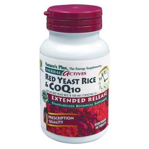 Red Yeast Rice 600Mg/Coq10