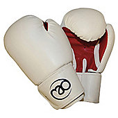 Boxing Mad Women's Fit 8oz Synthetic Leather Sparring Gloves