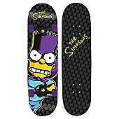 Simpsons Bartman Skateboard