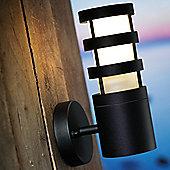 Nordlux Darwin Wall Light - Aluminum / Black