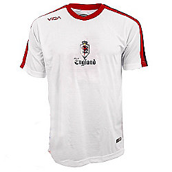 Viga England National Football Shirt Jersey