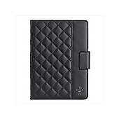 Belkin Quilted Cover Case with Stand for iPad Air (Black)