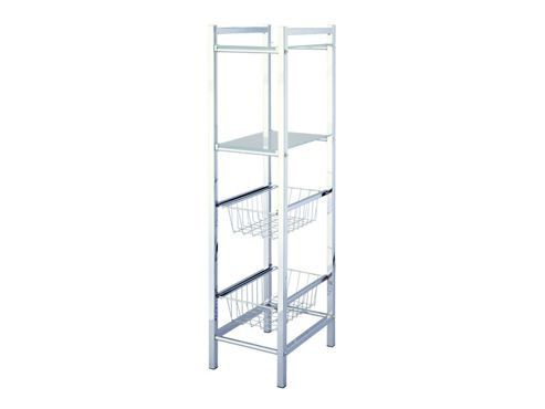 Aqualon 74534 Bathroom Multi-rack Chrome