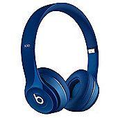 Beats by Dr. Dre Solo 2 Wireless On-Ear Headphones - Blue