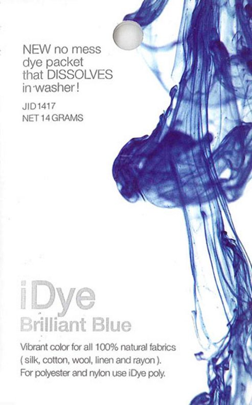 iDye - Brilliant Blue