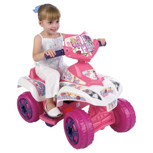 Feber Magic Fairy Quad Ride-On 6V