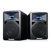 Numark N-Wave 580 80 Watt Powered Desktop Studio, DJ Monitors