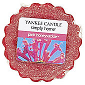 Yankee Candle Melt, Pink Honeysuckle