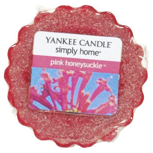 Yankee Melt Pink Honeysuckle