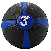 Fitness-MAD 3Kg Medicine Ball