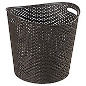 Curver My Style Brown 30L Storage Basket