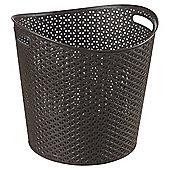 Curver My Style 30L Storage Basket, Brown