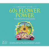 Various Greatest Ever 60s Flower Power 3CD