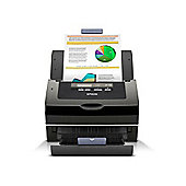 Epson GT-S85N (A4) Colour Document Scanner 2-Line LCD 40ppm (Network Ready)