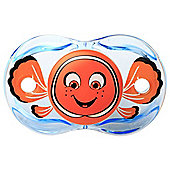 Raz-baby Keep It Kleen Pacifier Dummy Fish Design