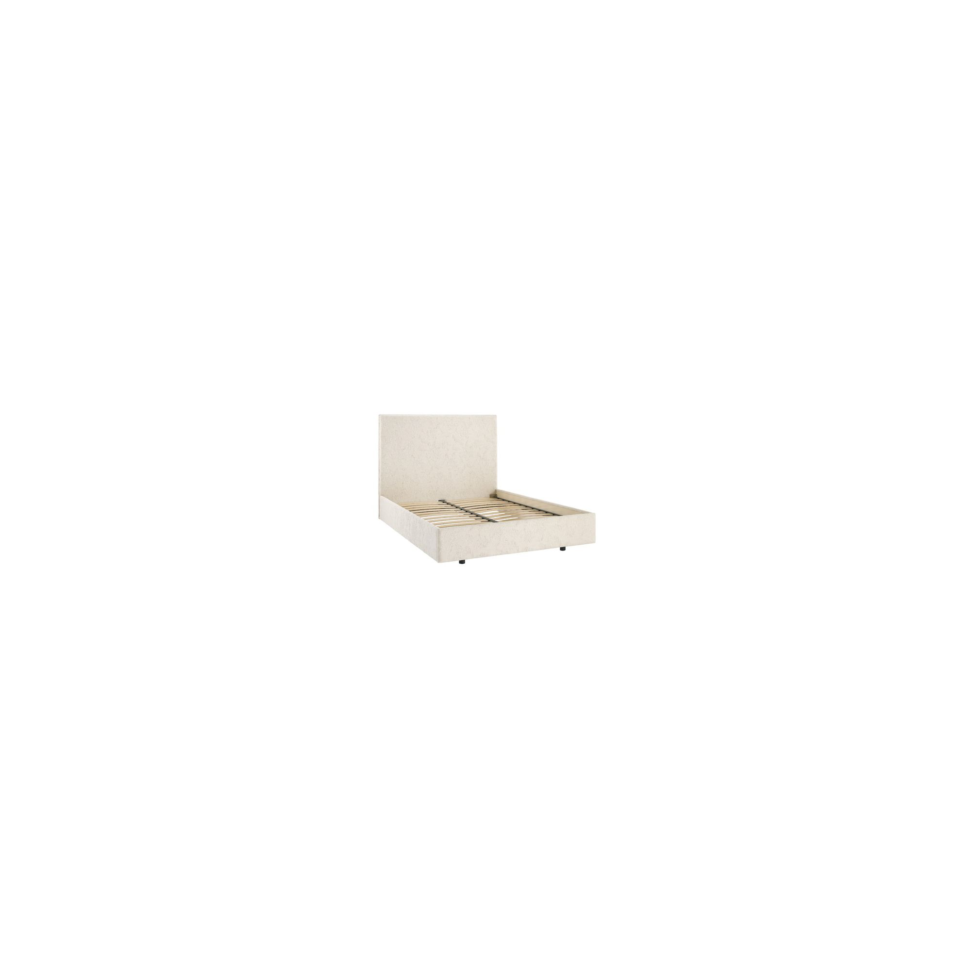 Swanglen St. Tropez Ottoman Bedstead - King / Chelsea Almond at Tescos Direct