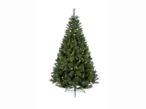Premdec Tr600Svl Pre-lit Silver Spruce Tree 1.8M