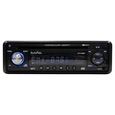 In Phase Head Unit Ips-520Mp