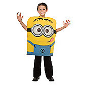 Despicable Me Minion Dave Foam Costume - Small (Age 3-4)