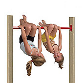 Wickey Gymnastics bar 125cm