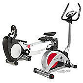 Pur Fitness & Sports Exercise Bike & Rowing Machine Package