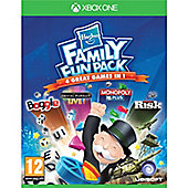 Xbox One Hasbro Family Fun Pack