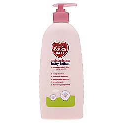 Tesco Loves Baby & Toddler Moisturising Lotion