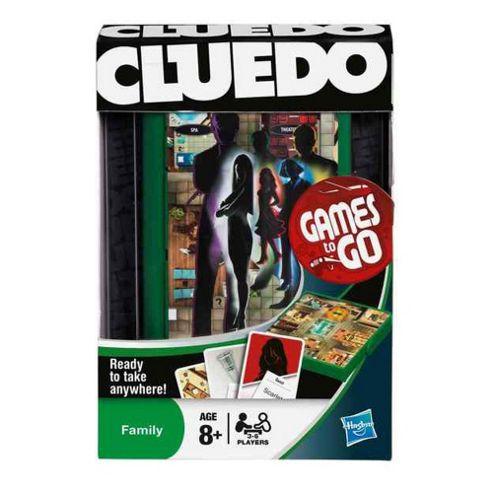 Travel Cluedo Games to Go