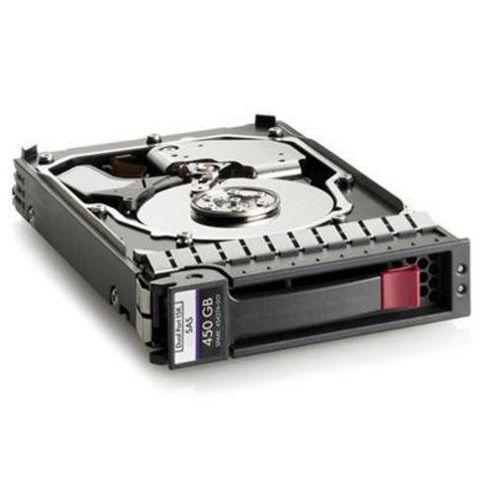 Hewlett-Packard 450GB 6G SAS 15K LFF (3.5-inch) Dual Port Enterprise Hard Drive
